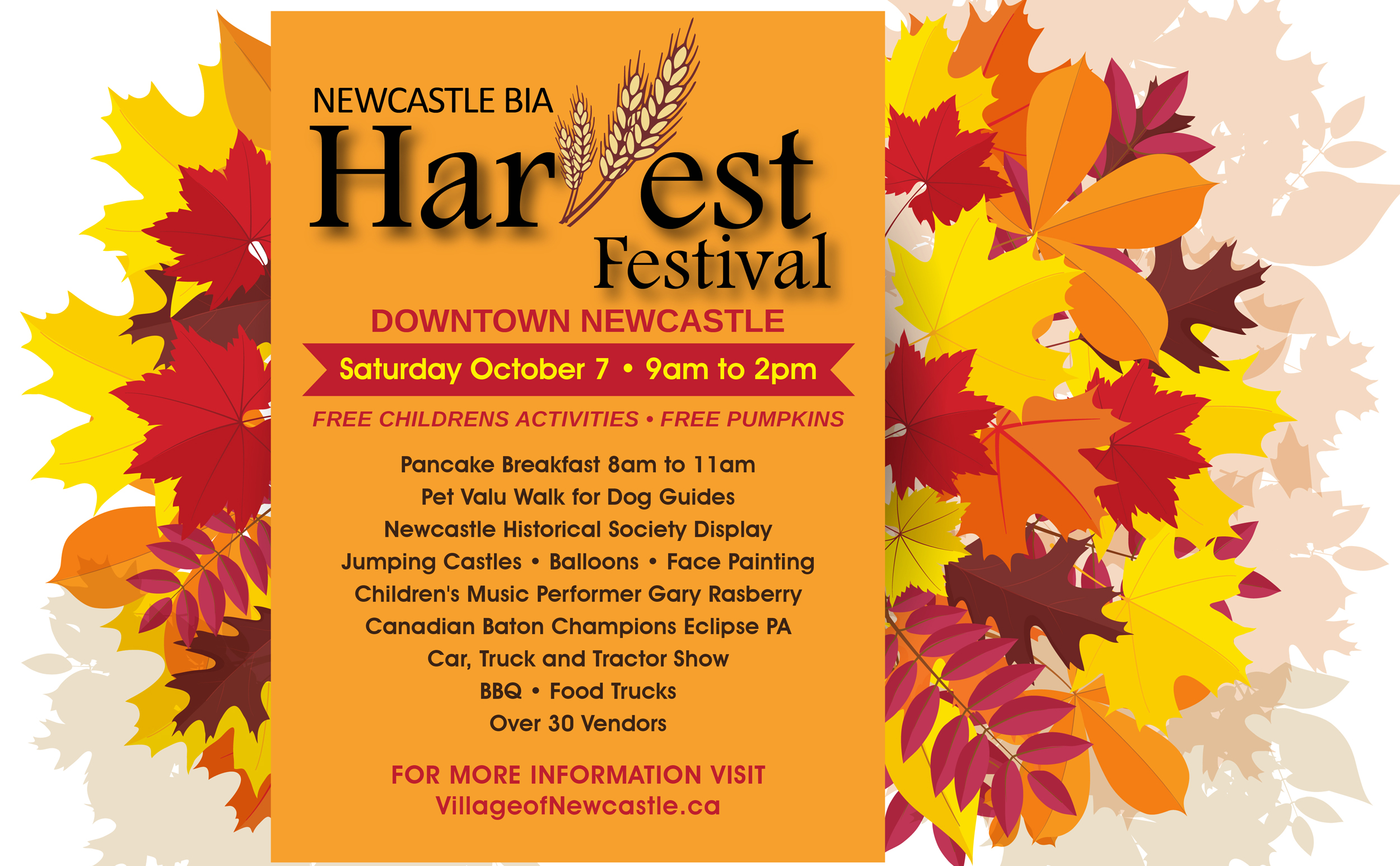 Newcastle Harvest Festival