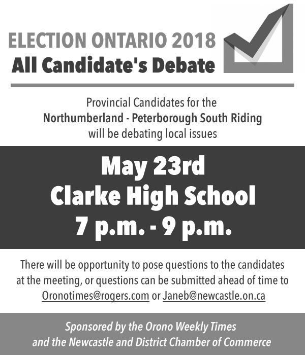 All Candidates Debate