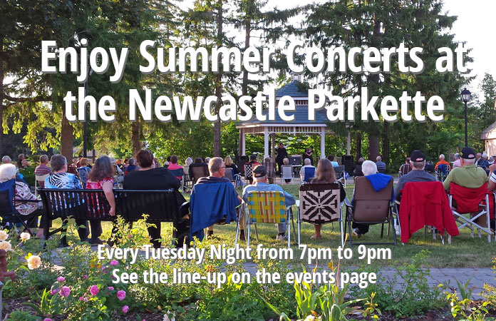 Newcastle Summer Concerts