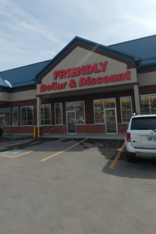 Friendly Dollar & Discount Store